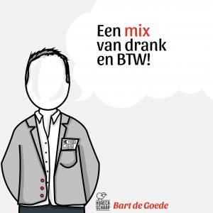 mix van drank en btw!